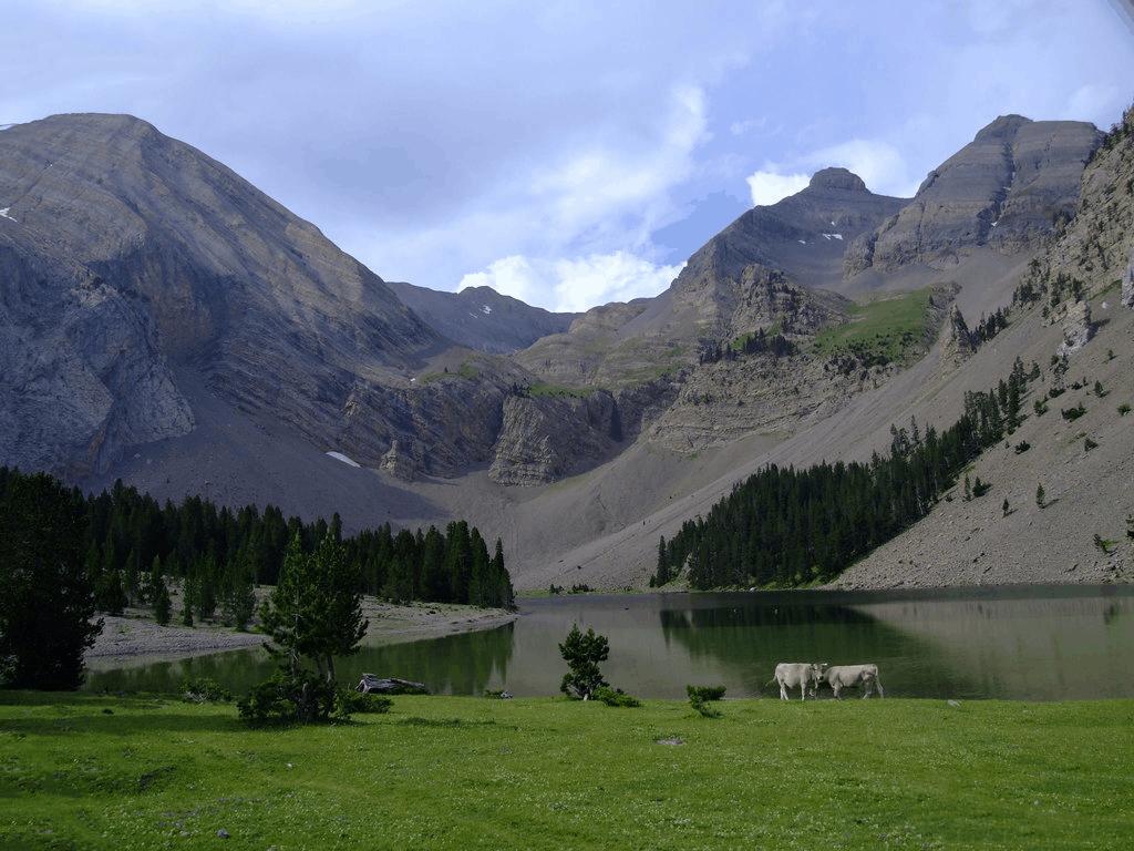 Valles de Bielsa y Chistau
